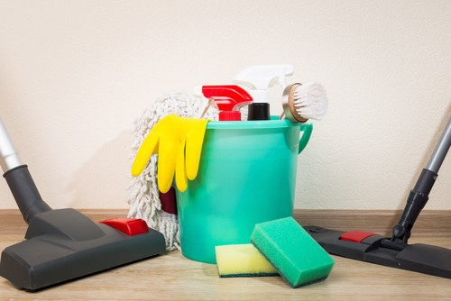 How To Disinfect And Sanitize Carpets?